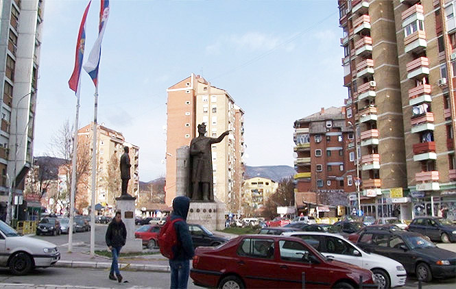 Kosovski carinici u Severnoj Mitrovici