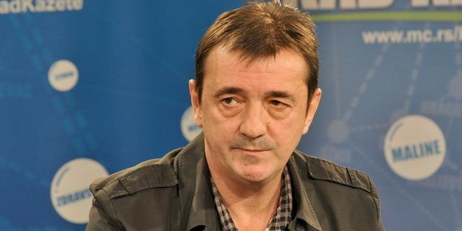 Predsednik NUNS-a Slaviša Lekić podneo ostavku