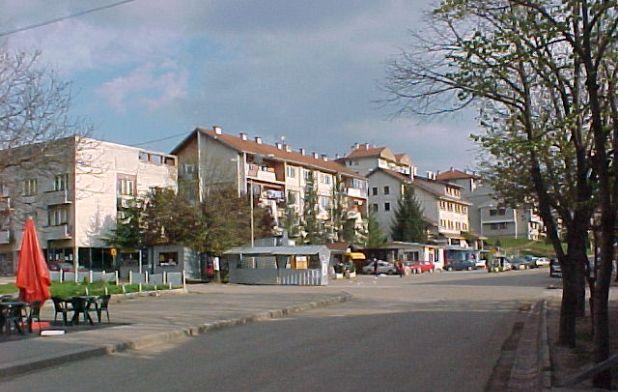 Leposavić, zaplenjeni kamion i automobil u vlasništvu Srba