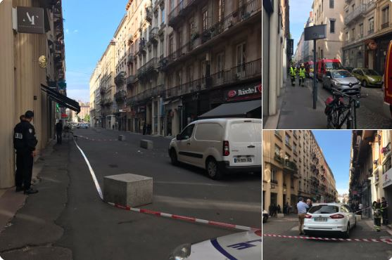 Eksplozija u centru Liona, sumnja se da je bomba