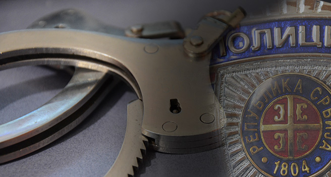 Hapšenja u Kruševcu zbog ubistava, iznuda i pranja novca