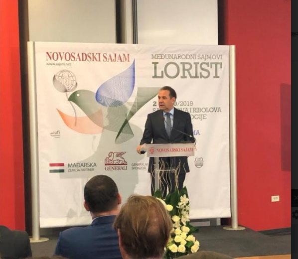 Ljajić na Sajmu turizma: Vojvodina da iskoristi ogroman turistički potencijal