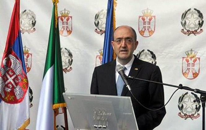Lo Kašo: Italija je uz Srbiju