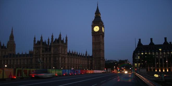 Protest u Londonu inspirisan