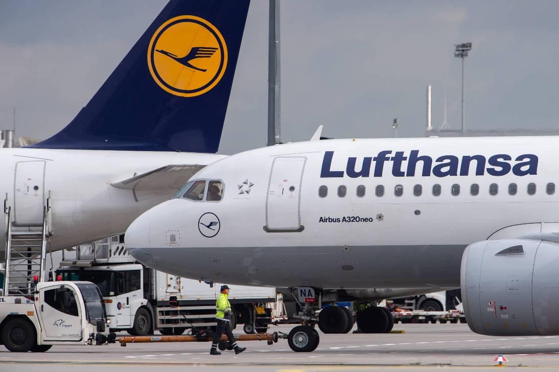 Lufthanza otkazuje 1.300 letova zbog štrajka kabinskog osoblja