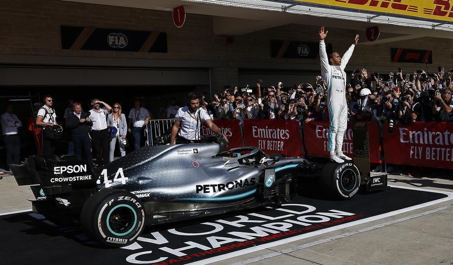 Hamilton pobedio u trci za Veliku nagradu Portugala