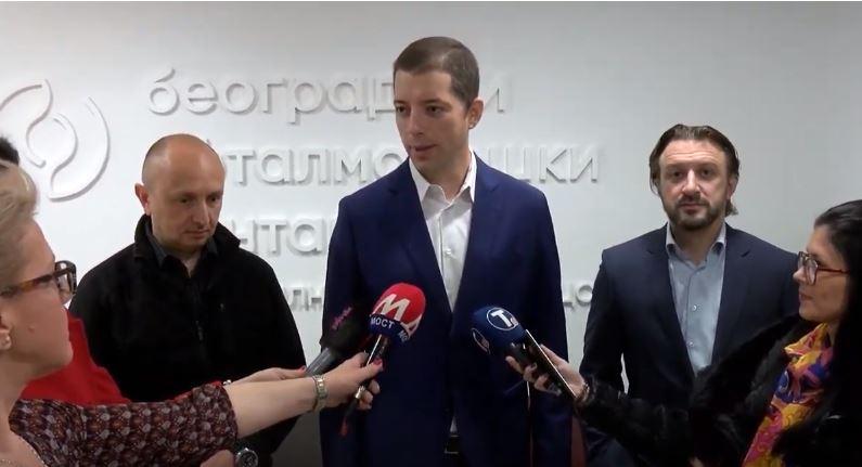 Đurić: Dobročinstvo u Srbiji i dobri ljudi još žive i bore se VIDEO