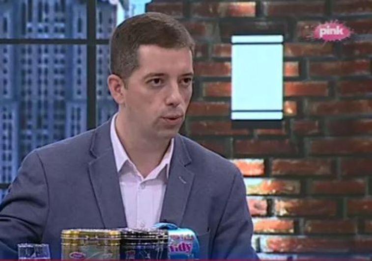Đurić: Protive se bilo kakvom rešavanju pitanja statusa Kosova i Metohije