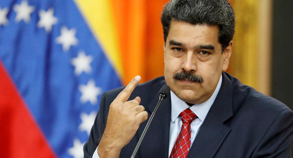 Maduro: Bolsonaro želi da bude kao Hitler