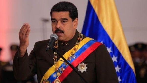 Maduro poziva na antiimperijalističke proteste
