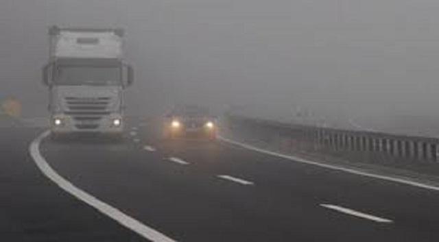 Magla usporava saobraćaj