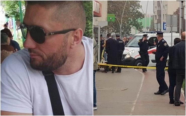 U Zenici ubijen kik-bokser Mahmić