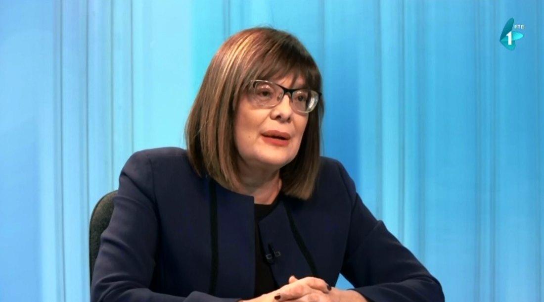 Gojković imala niz susreta sa parlamentarcima IPU