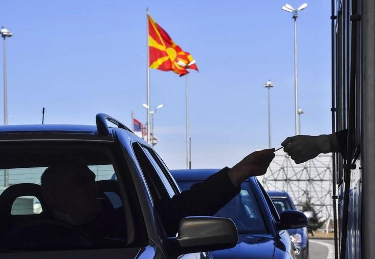 Više od 2.000 ljudi ušlo iz Severne Makedonije u Srbiju
