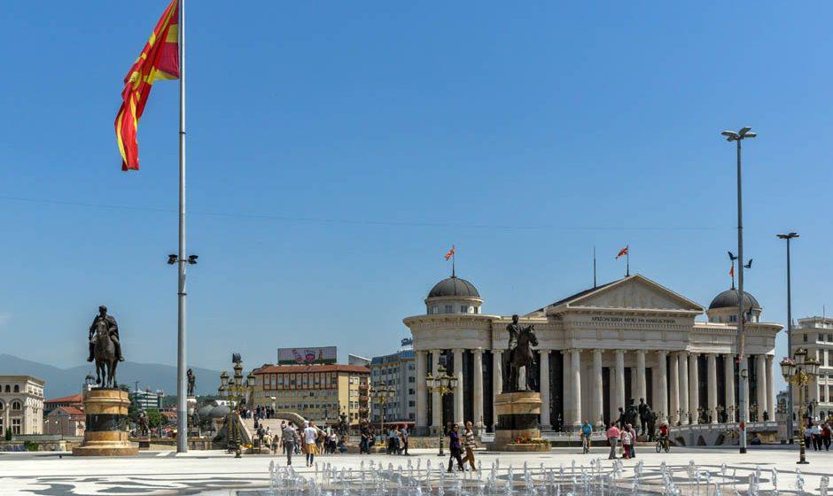 Uhapšen bivši ministar u Severnoj Makedoniji