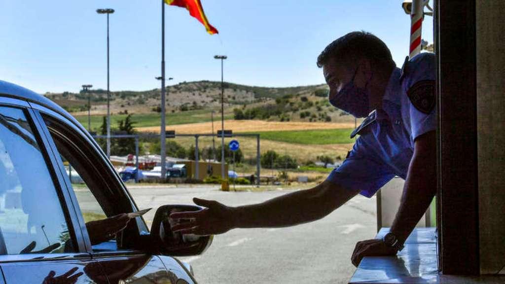 PCR test Severna Makedonija uvodi za putnike sa Kosova i Metohije