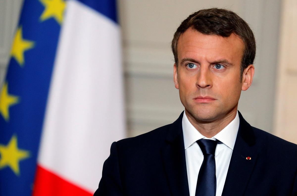 Makron: Nikada ne bih stavio Evropu ispred zahteva Francuza