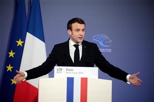 Makron: Evropska budućnost ili povratak nacionalizmu