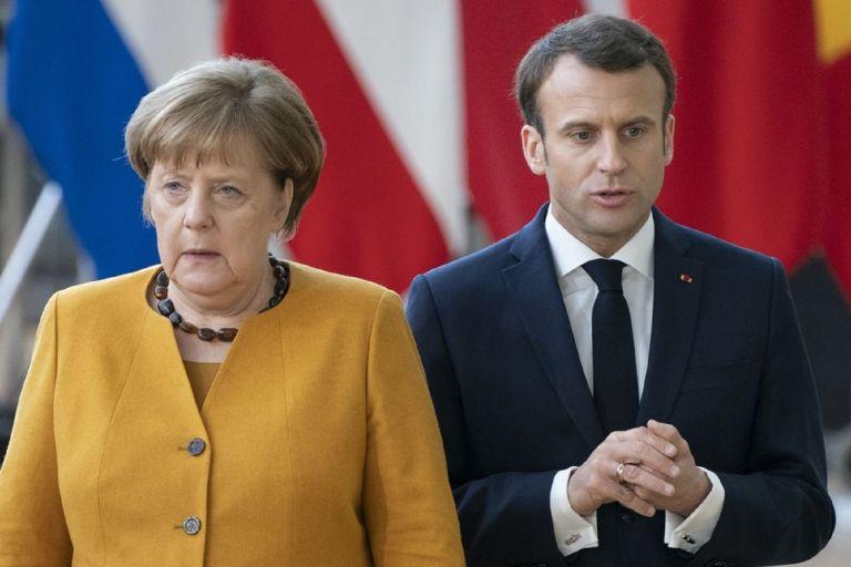 Merkel i Makron u akciji spasavanja EU