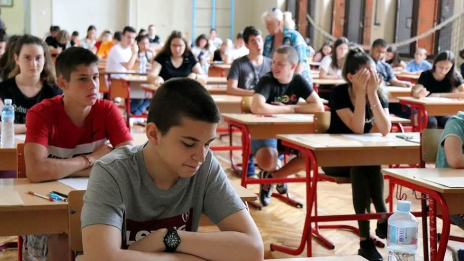 Objavljena rešenja testa iz matematike