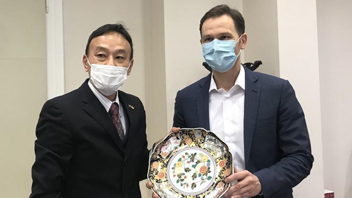 Mali i ambasador Kacumata o japanskim investicijama u Srbiji