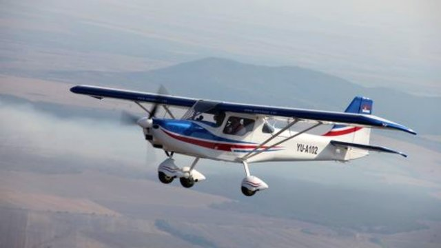 Bugarska: Pilot i putnik poginuli u padu malog aviona