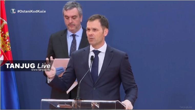 Šta je u paketu mera države za oporavak srpske privrede?