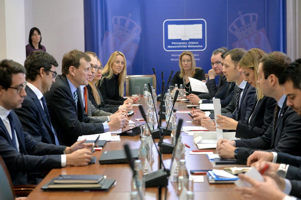 MMF: Nastavak strukturnih reformi najvažniji zadatak