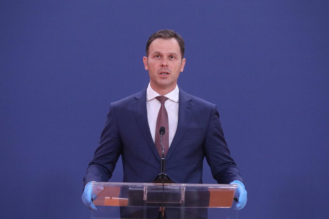 Mali: Srpska ekonomija će pasti najmanje, rebalans nepotreban