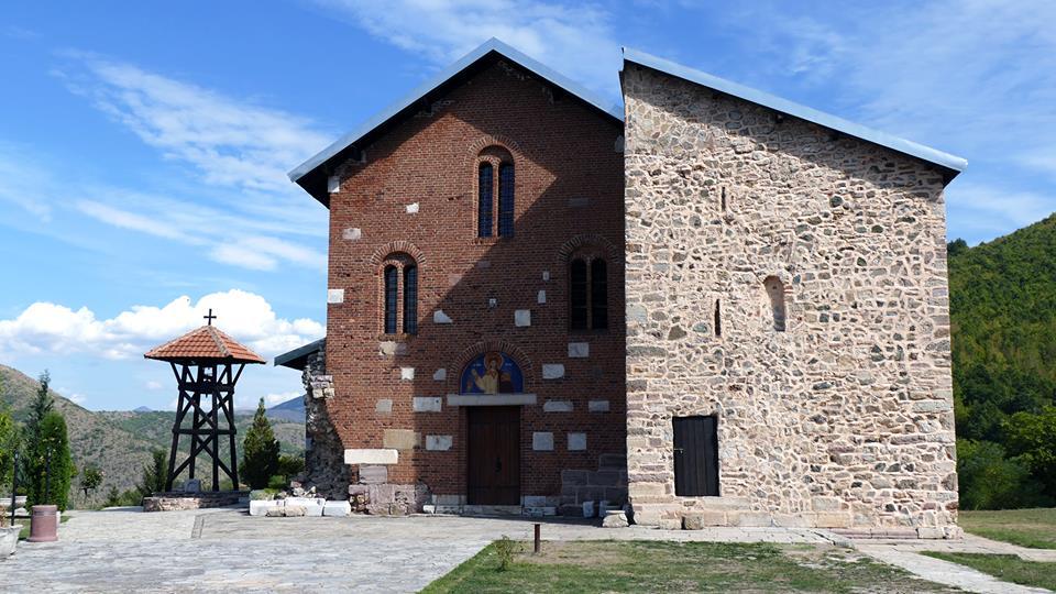 Manastir Banjska sutra obeležava ktitorsku slavu Svetog kralja Milutina