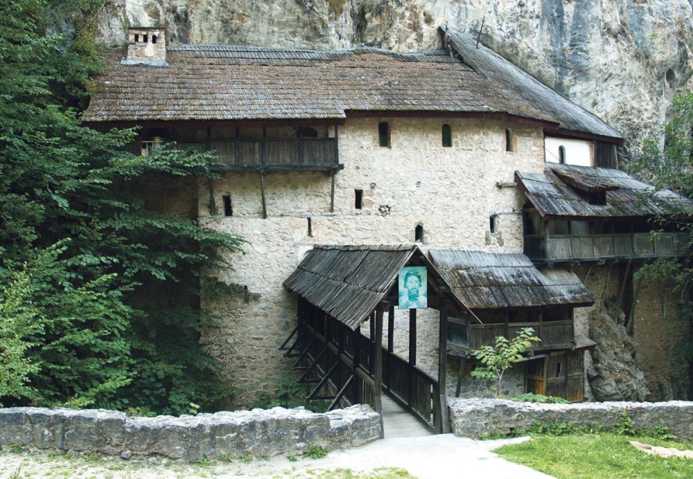 Manastir Crna reka odoleva vekovima