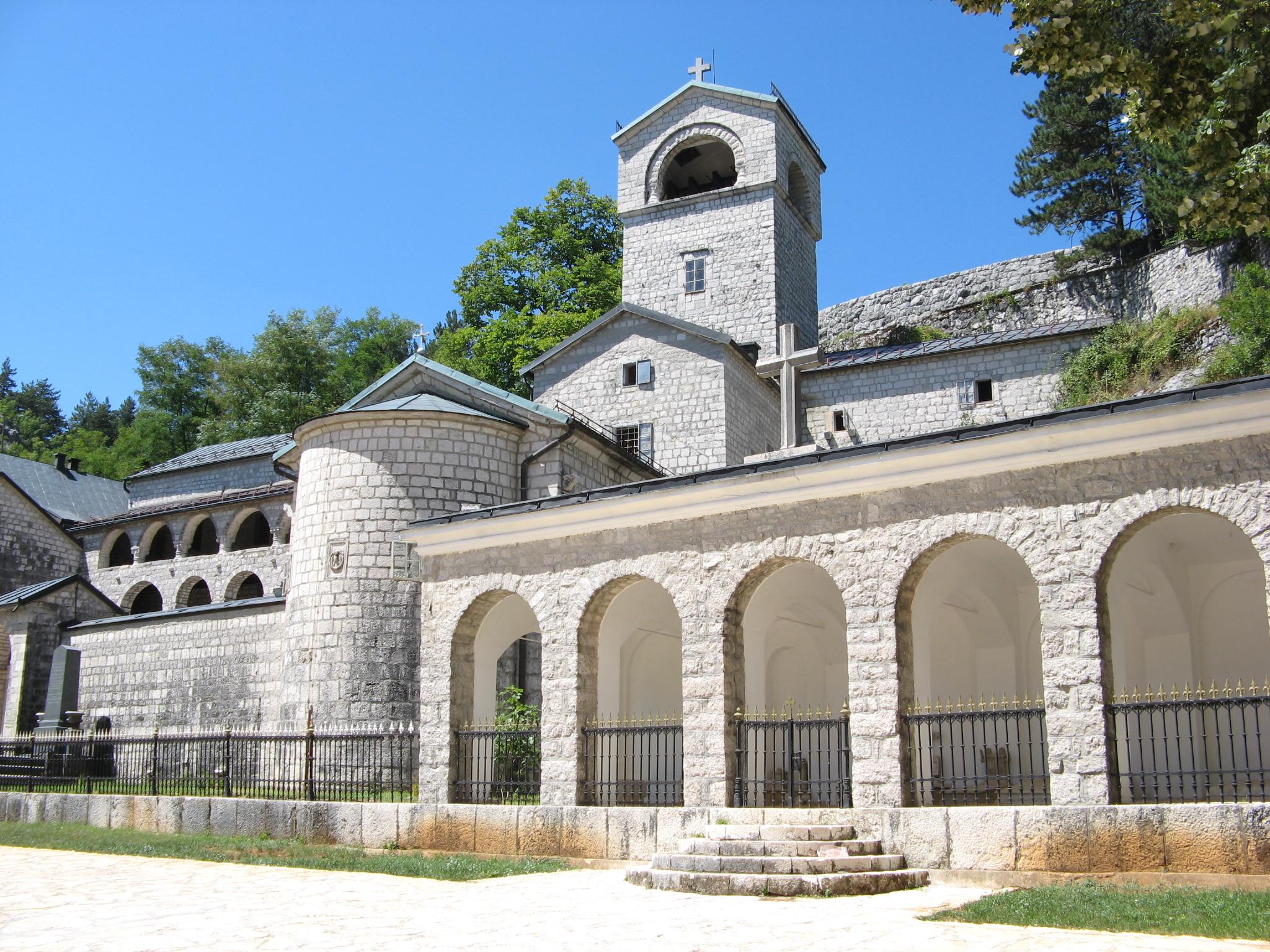 Šta piše u zahtevu za oduzimanje Cetinjskog manastira od SPC