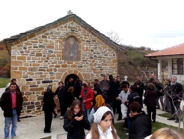 Manastir Zočište danas obeležava hramovnu slavu – Sveti Vrači