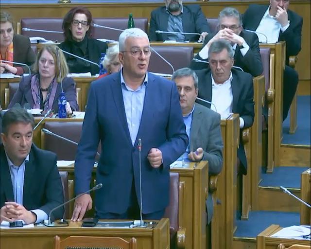Krivokapić i Mandić ponovo razmenili teške optužbe