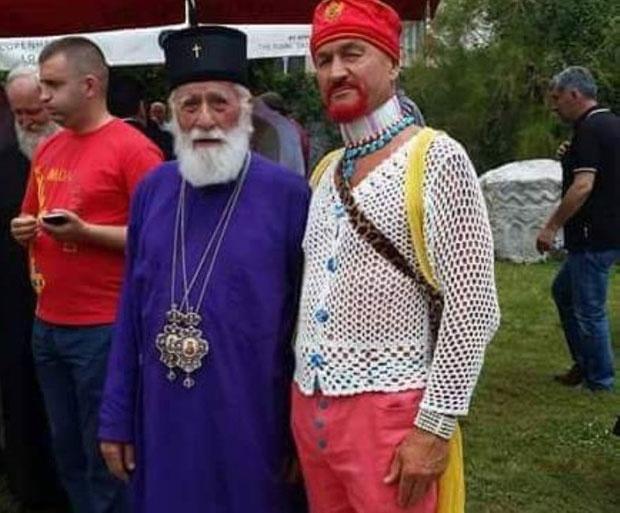 Raspop Miraš Dedeići: Može biti rata u Crnoj Gori, Srbi su remetilački faktor (video)