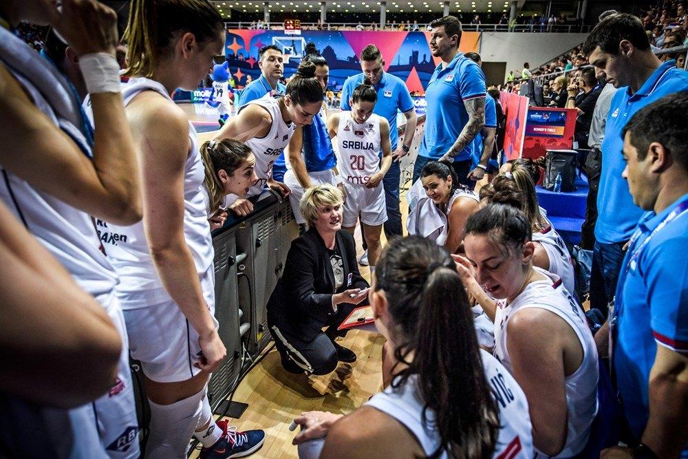 Srbije protiv Belgije za direktan plasman u četvrtfinale EP
