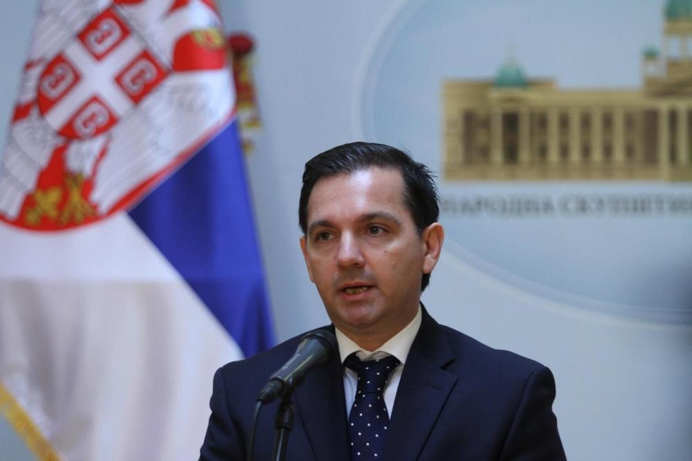 Marinković: Nastavljaju se napadi na predsednikovu porodicu