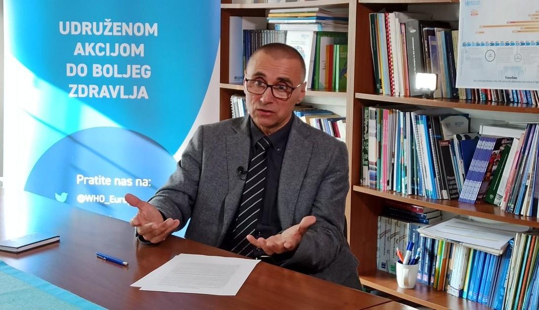 Ivanuša: SZO se protivi uvođenju kovid pasoša