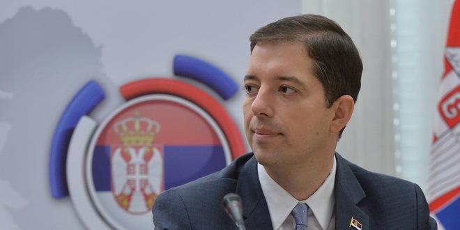 Direktor Kancelarije za KiM čestitao predsedniku opštine Gračanica Dan opštine