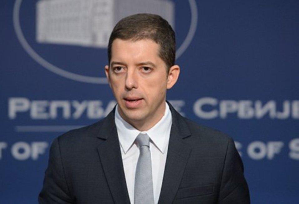 Đurić o izborima u CG: Držimo palčeve našim Srbima