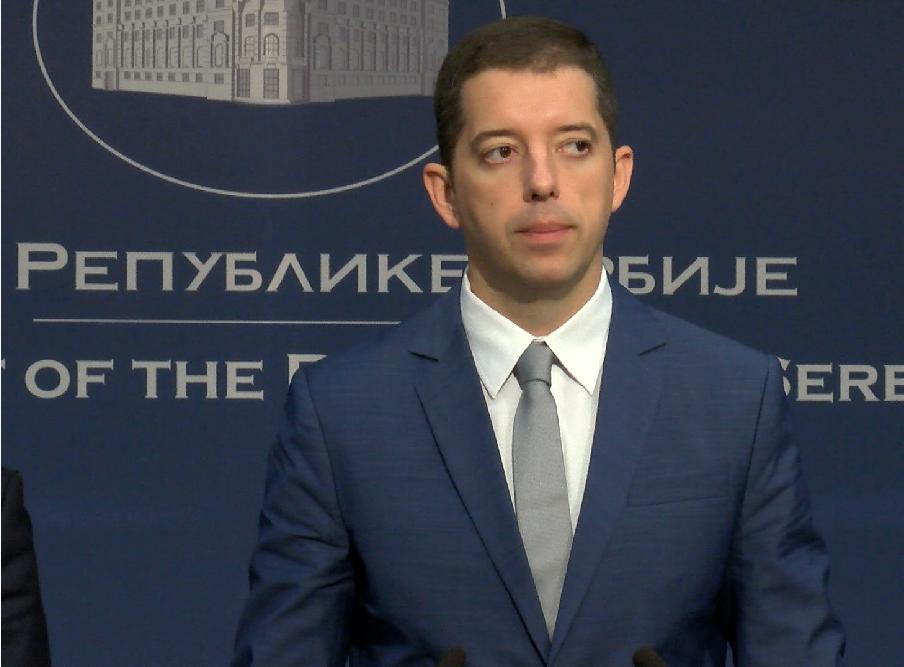 Đurić: Nastavljamo da radimo za Srbe na Kosovu i Metohiji