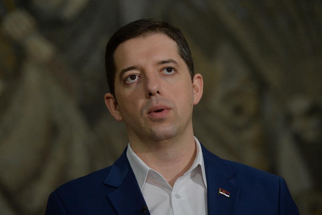 Đurić: Handke je u Srbiji