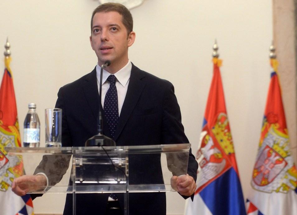 Đurić: Izbori važni za nastavak stabilnog razvoja Srbije