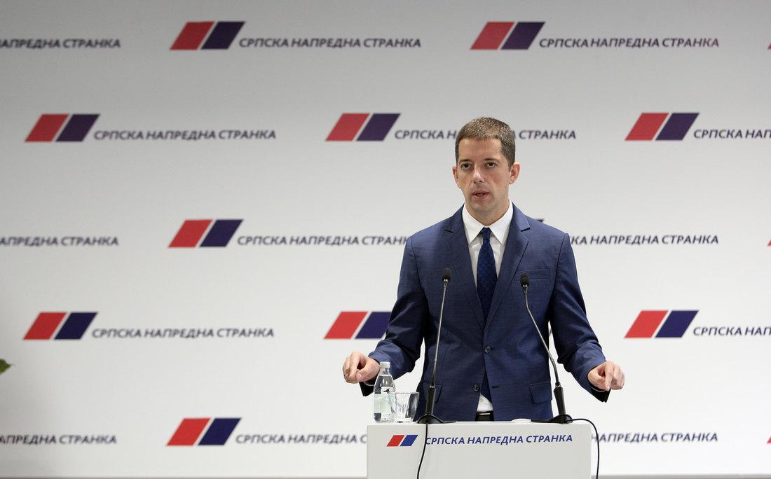 Đurić: Šamar Evropi, međunarodna zajednica da osudi ponašanje Tačija