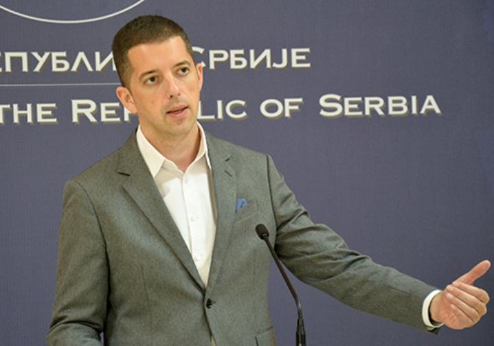 Đurić: Pacoli je ministar laži i dezinformacija