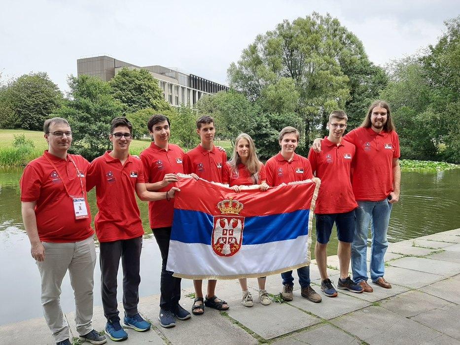 Brnabić čestitala srpskim matematičarima