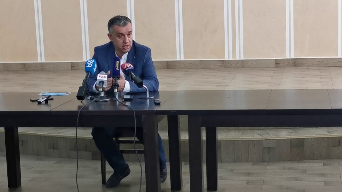 K.Mitrovica: Broj pacijenata u bolnici iz dana u dan manji