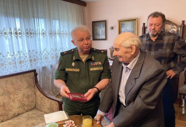Putinova medalja za Milisava Misu Lukića