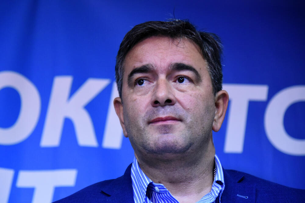 Medojević: Podnosim ostavku na mesto poslanika nakon rasprave o budžetu