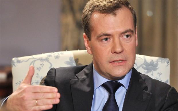Medvedev: Bićemo strpljivi po pitanju odnosa sa Ukrajinom